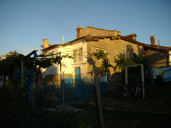 двухкомнатный дом Феодосии