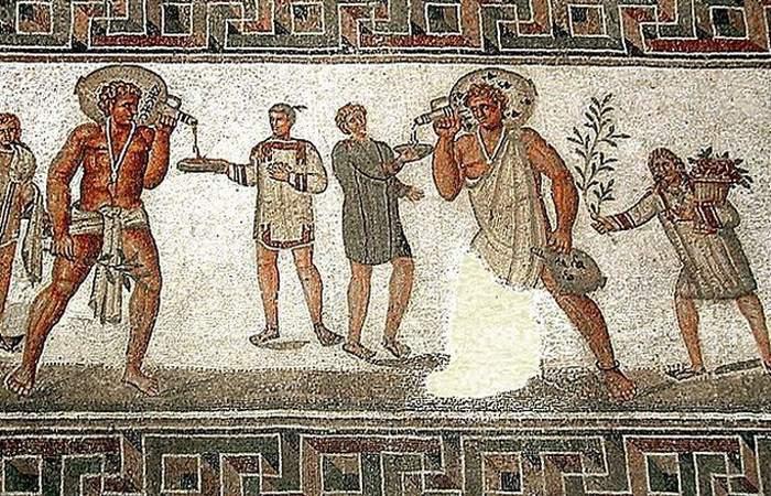Римская империя по социальной мобильности едва ли не превосходила современные США.